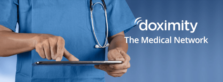 Doximity is an online social networking service for U.S. physicians. Launched in March 2011, Doximity has over 400,000 verified physician members