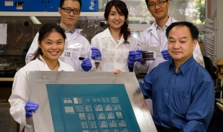 Engineers Have Successfully Developed A Process To Print Flexible Electronic Circuits