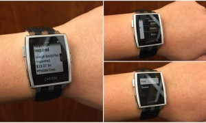 Android Wear Notification now available for Pebble smartwatches