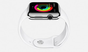 apple watch sport version white