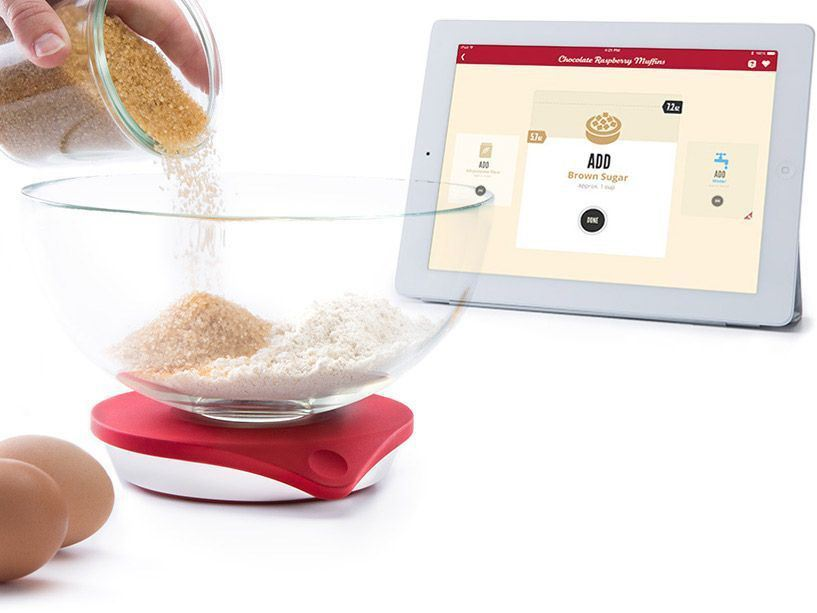 Top 8 smart devices for the kitchen of the future for Best smart kitchen scale