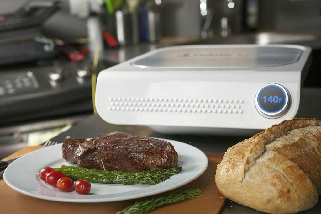 palate smart grill iot displayed on wt vox
