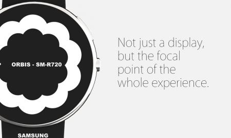 Tizen watch SM-R720