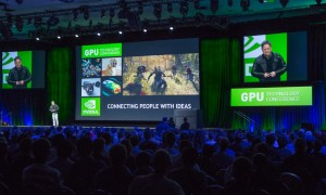 Live CES 2015 Wearables conference 2015 presenting the latest nVIDIA GPU