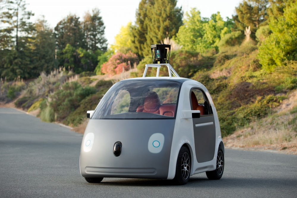 google driverless car ready to be tested on the roads