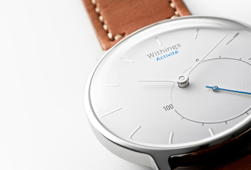 withings-activite-the-original-with-saphire-screen is the most expensive watch from withings to date
