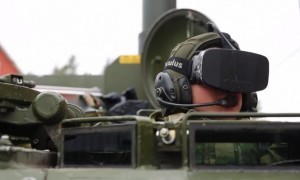 oculus rift project developed by british army and visualise to attract young people to join the army