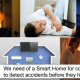 @home: For a safe and comfortable home. No wearables needed!