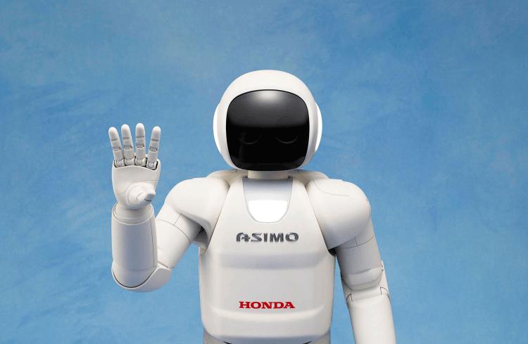 02 - ASIMO Honda