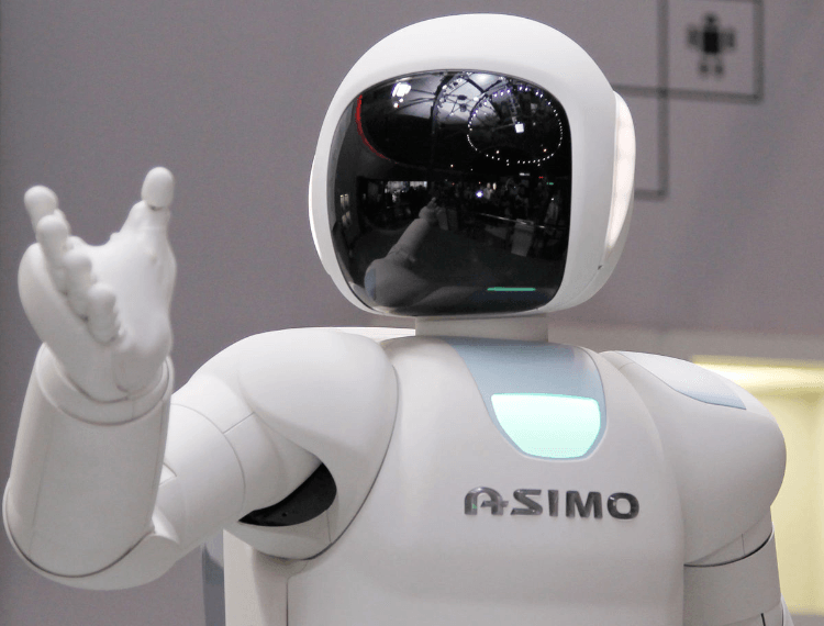 Top 10 Emerging Technologies - Robotics and AI
