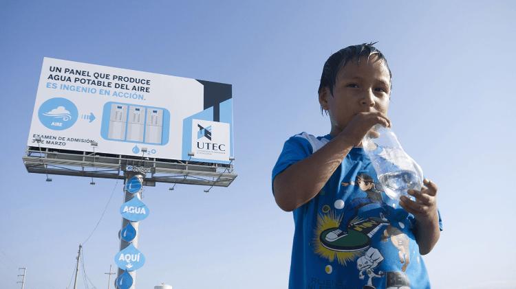 05 -Drinkable Water Billboard