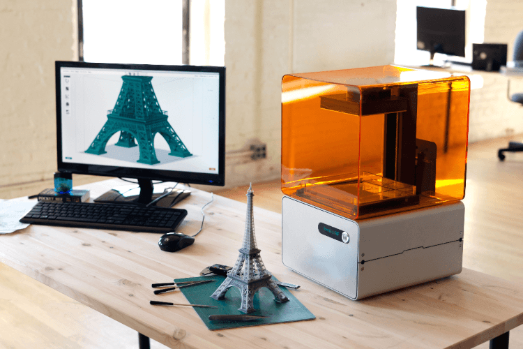 Top 10 future technologies - 3D Printing