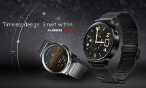 huawei smartwatch launched at mwc 2015 in Barcelona