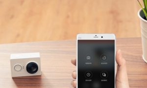 xiaomi yi action camera has a better price than go pro