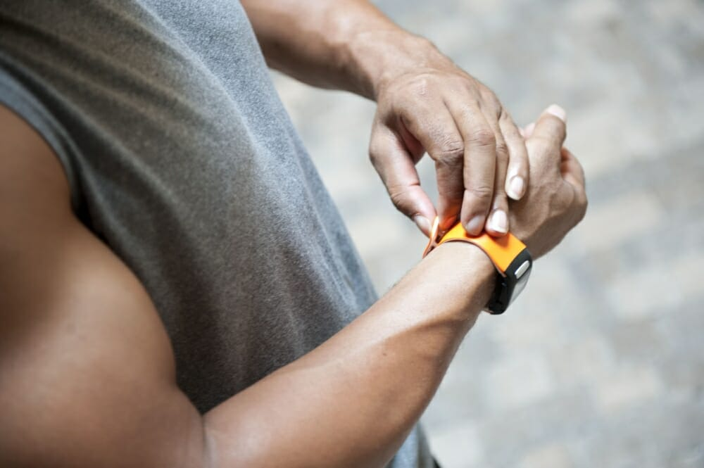 activity tracker wearables report