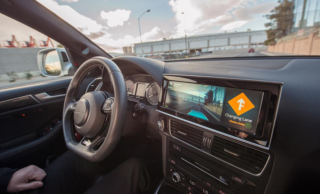 emerging tech Tech Stocks In Autonomous Cars, V2X, V2V