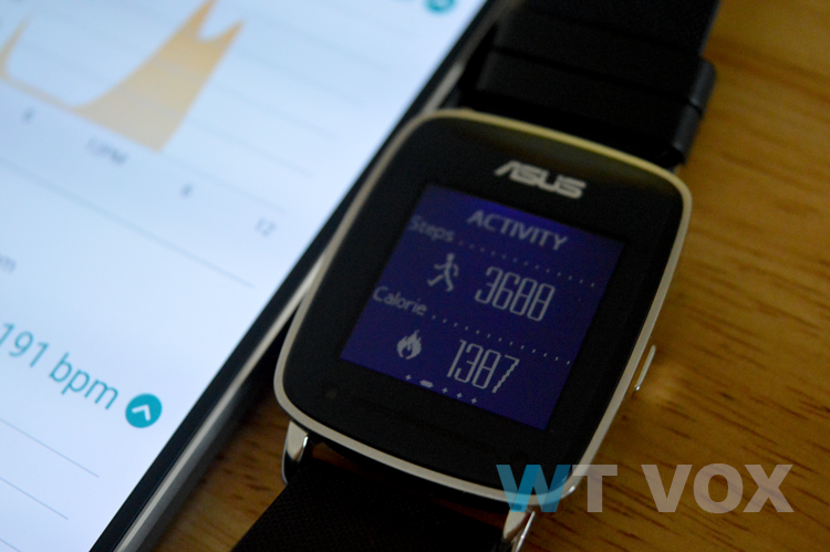 Asus VivoWatch Fitness Tracker Review