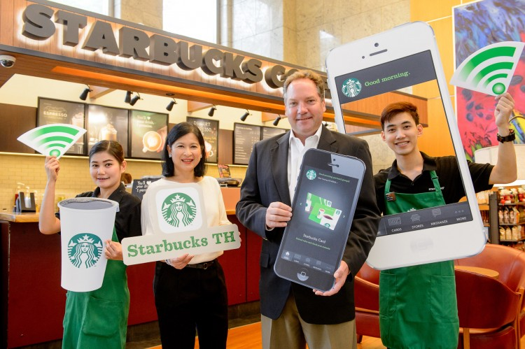 IoT And Social Media - Starbucks IoT