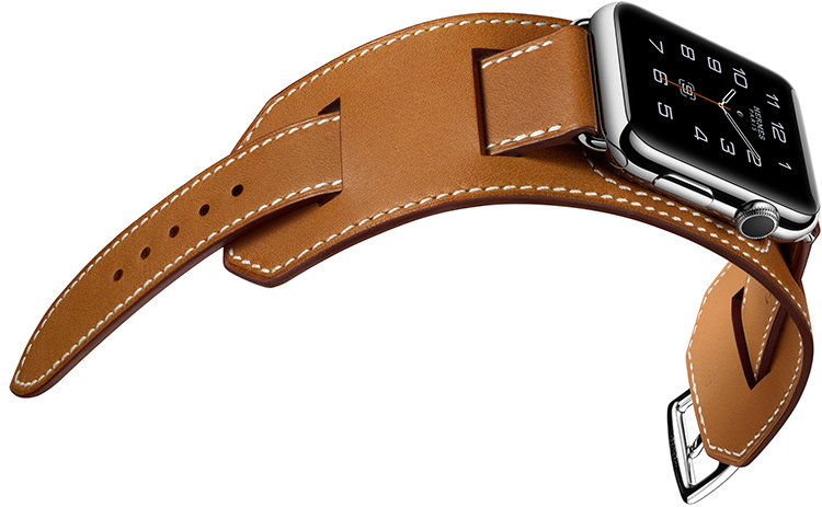 Apple-Watch-Hermes-the-cuff-open-Brown
