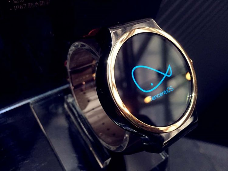axon watch tencent os_result