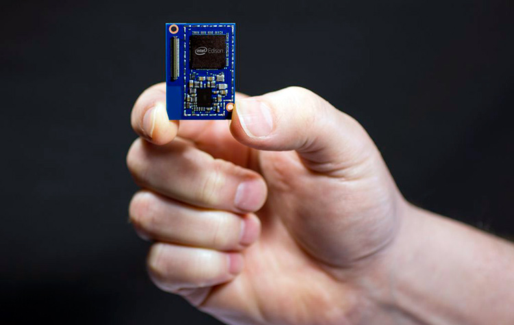 After missing the smartphones wave, Intel is betting big on the Internet of Things.