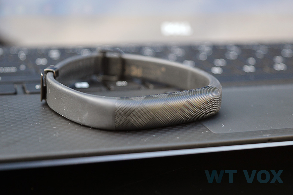 Jawbone UP2 design and specs