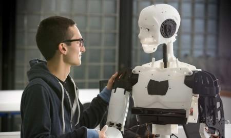 marc humanoid robot