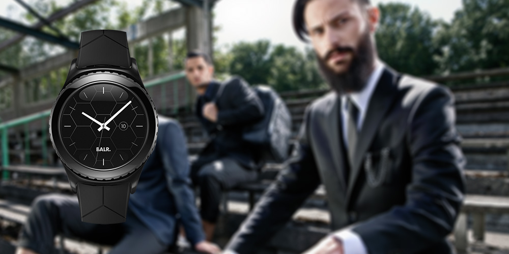 samsung gear s2 BALR. edution now available for download
