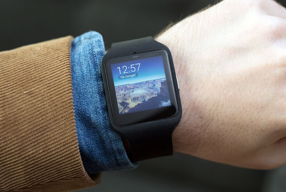 sony smartwatch 3 on a wearables black friday offer
