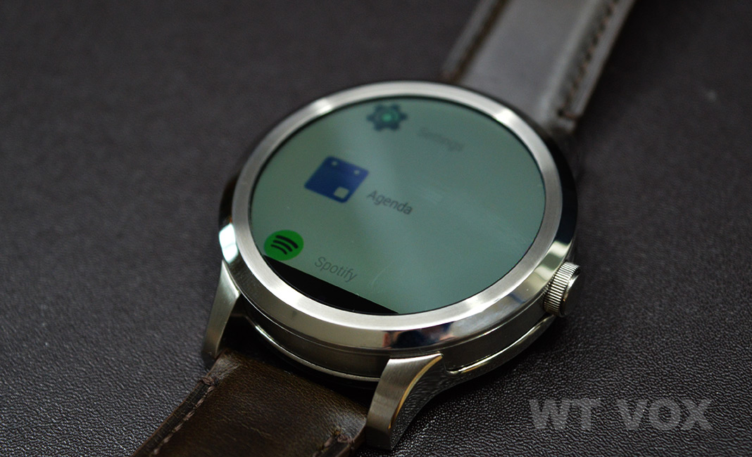 Fossil Q Founder Review Android Wear
