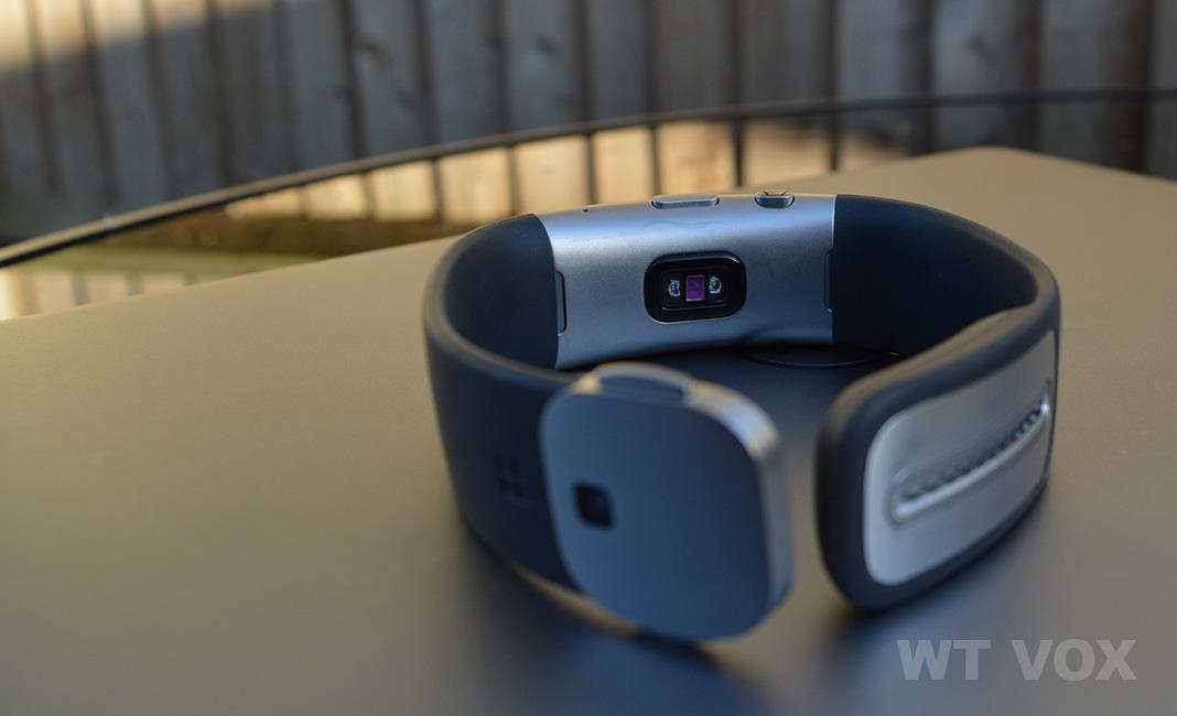 microsoft band 2 review sensors