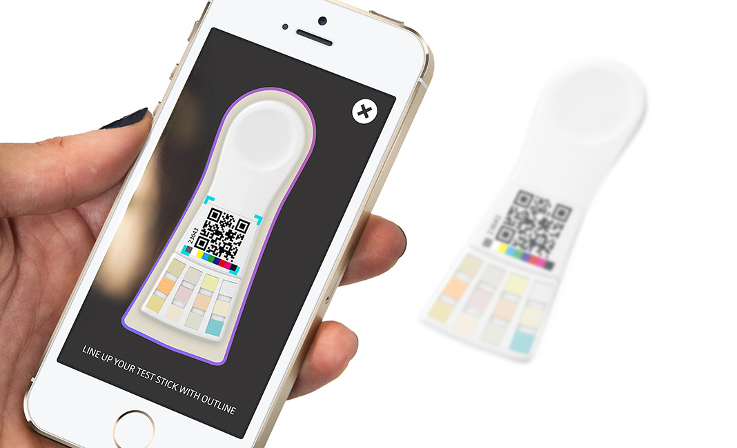 scanadu urine app
