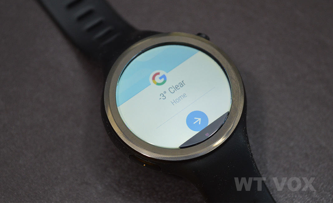 moto 360 sport android wear google now