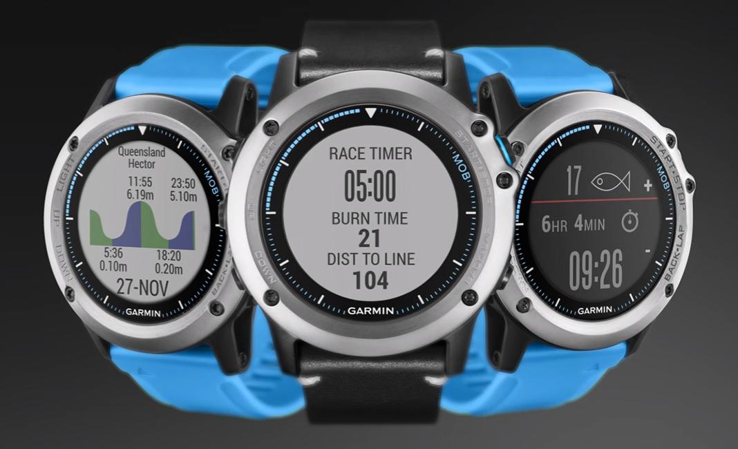 Garmin quatix 3 - The Best Marine GPS Smartwatch