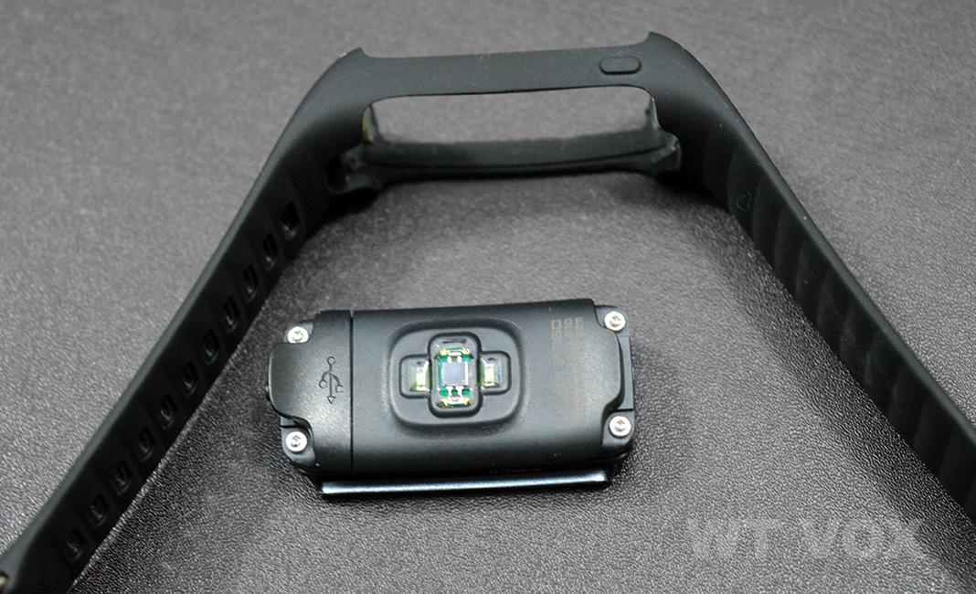 polar a360 battery