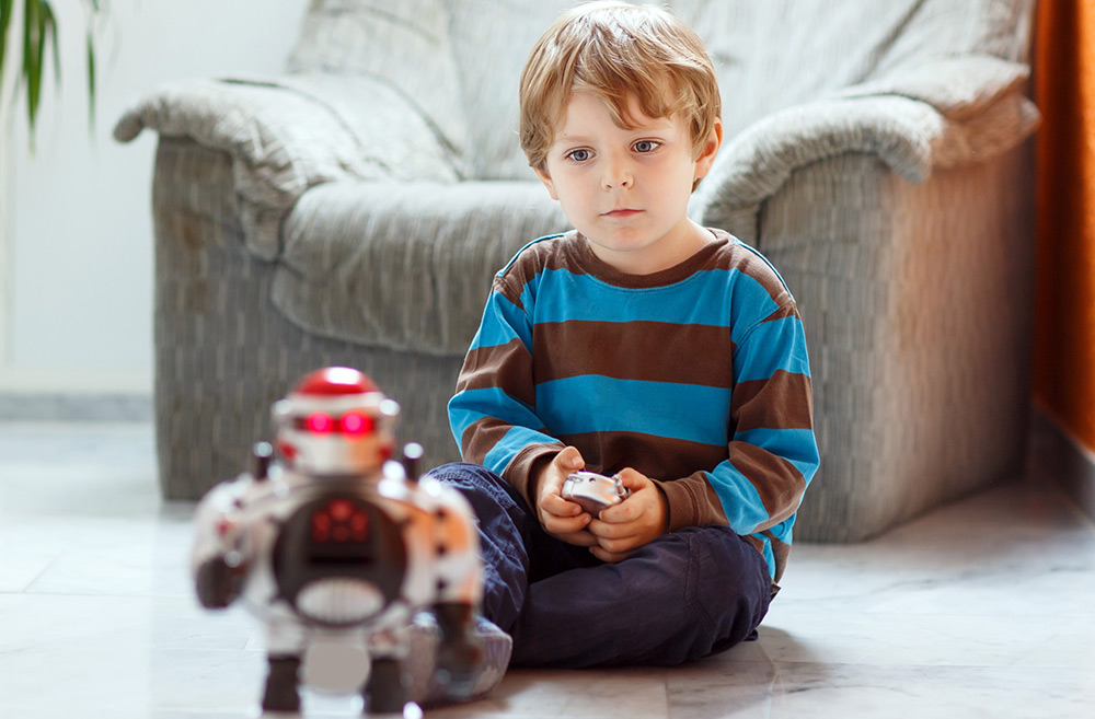 tech toys must ensure the children's privacy in iot