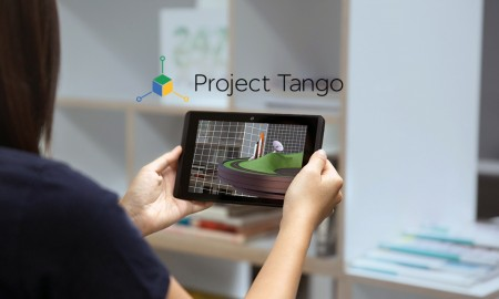 Project Tango – The Future Of VR and Real Smartphones