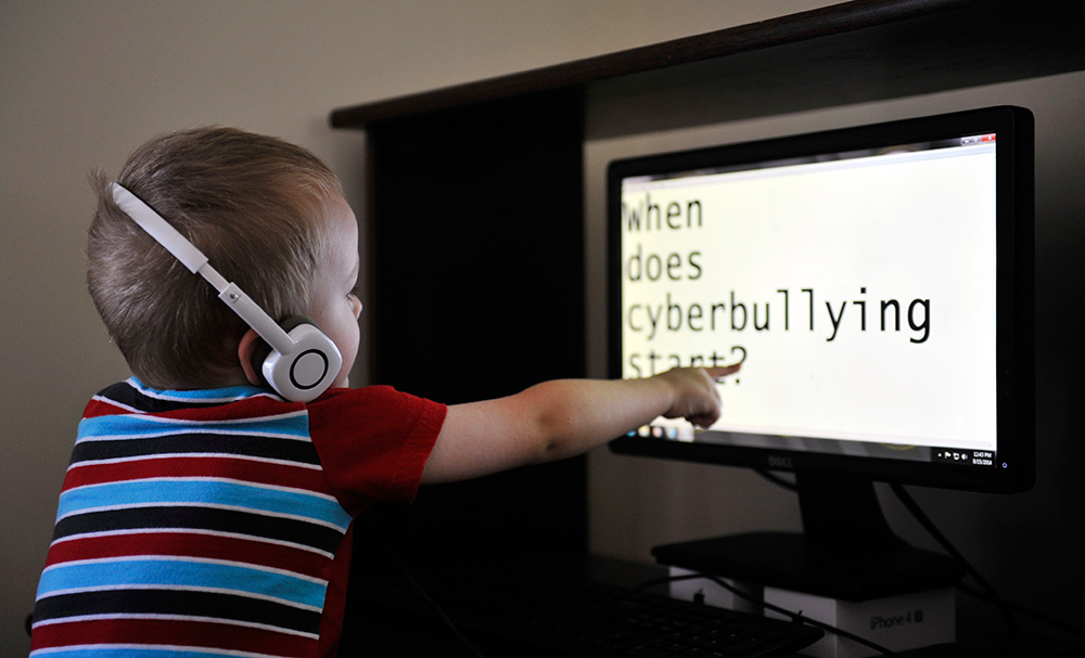 cyberbullying children online