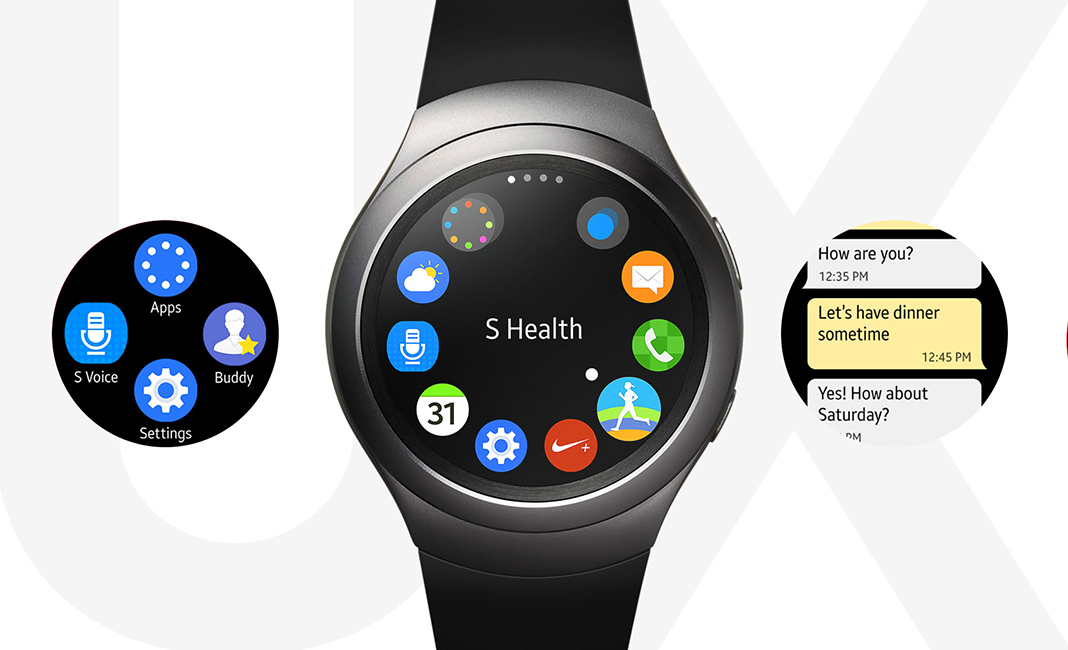 smartwatch news wt vox gear s2