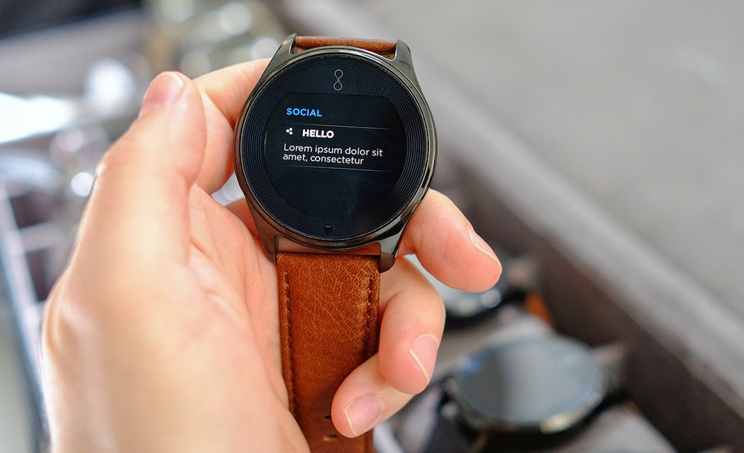 smartwatch news olio linux os