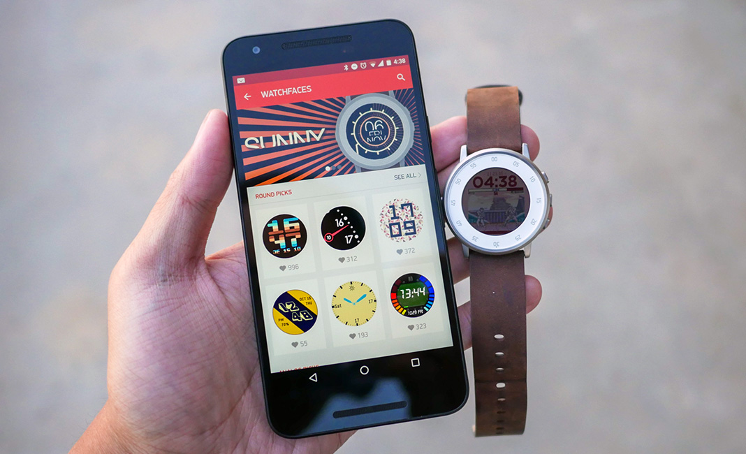 smartwatch news pebble os