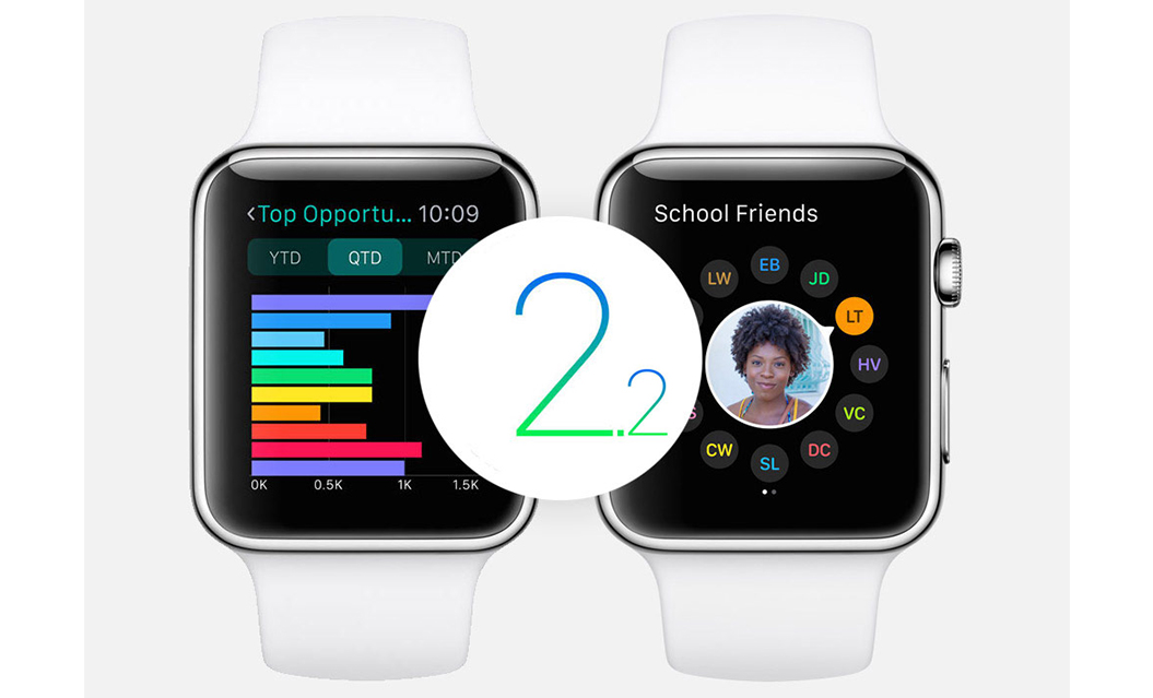 watchos 2.2 beta1