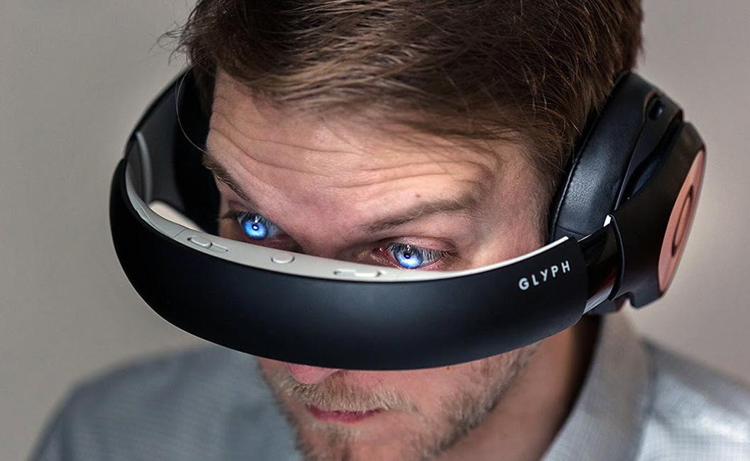 Top WearableTech Startups 2016 - Avegant Glyph headset
