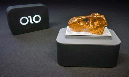3D PRINTINGOLO – The First Smartphone 3D Printer