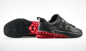 Under Armour Engineers The Perfect 3D-Printed Shoe