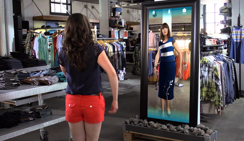 Fashion Innovation - using virtual reality to improve fashion sales