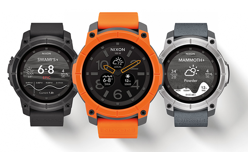 Nixon Mission - Features And Specs