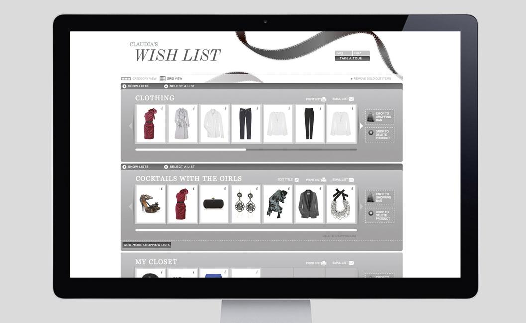 ynap luxury e-commerce