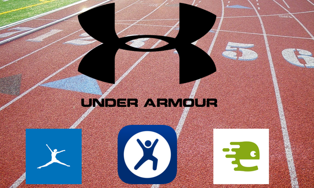 under armour my fitness pal