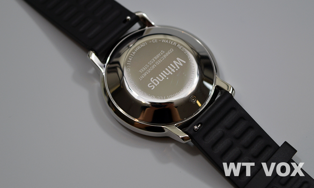 Withings Activite Steel Review - Design And Specs 2